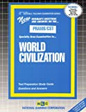 World Civilization, Rudman, Jack, 0837384834