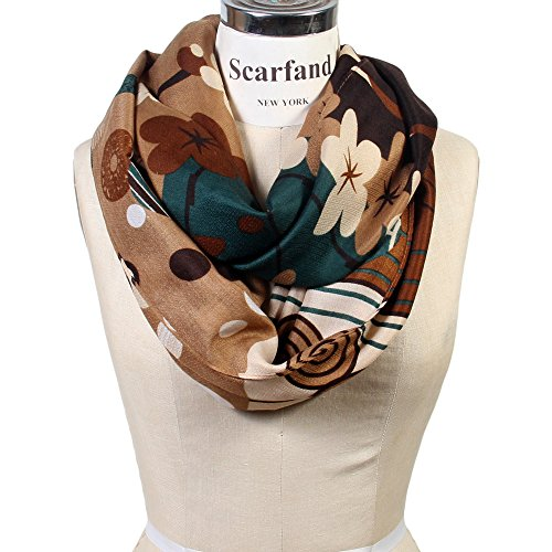 Scarfand Vibrant Painting Artistic Infinity product image