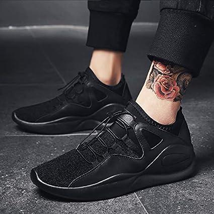 09ce55b995f7f Amazon.com: NANXIEHO Sport Leisure Shoesmen Sneakers Trend Run Men's ...