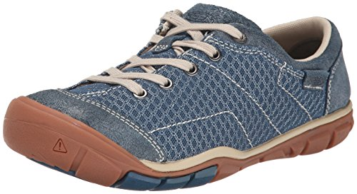 KEEN Mercer Teal II Lace CNX Women's Shoe Indian zrq5wzfc