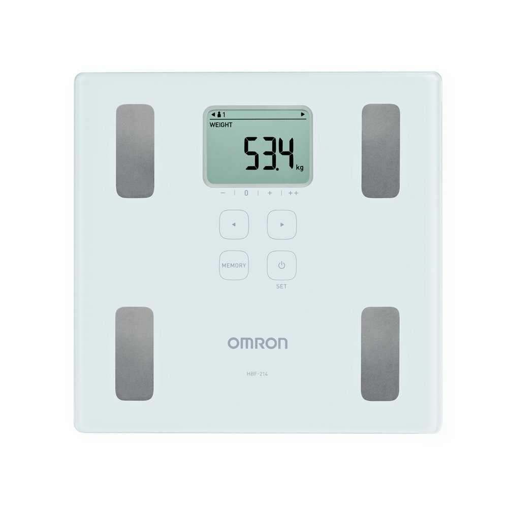Omron smart weighing scale