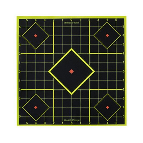 Birchwood 8 Inch Sight - Birchwood Casey Shoot-N-C Sight-In and Specialty 8-Inch Targets (Per 500)