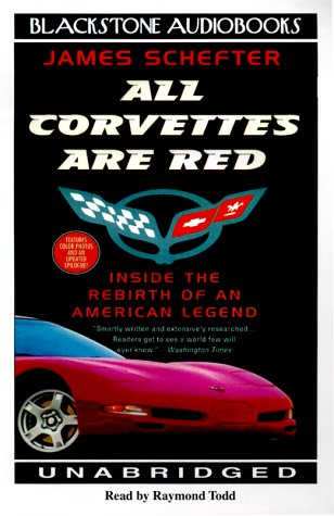 All Corvettes Are Red by Blackstone Audio Inc