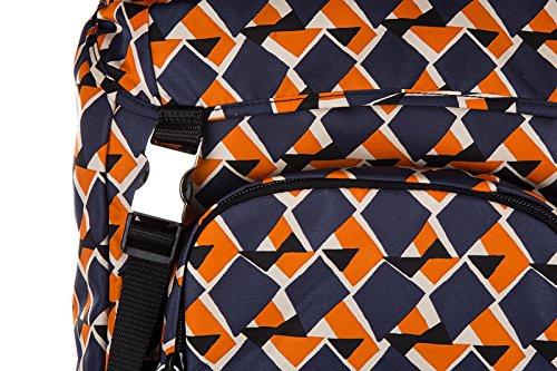 Prada sac à dos homme en Nylon orangene