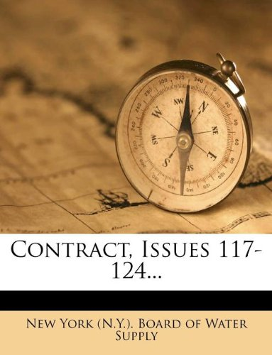 Contract, Issues 117-124... pdf epub