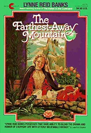 book cover of The Farthest Away Mountain