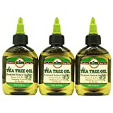 DIFEEL PREMIUM NATURAL HAIR CARE OIL-TEA TREE OIL 3PC by Difeel
