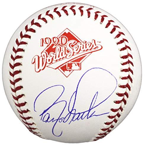 rkin Ball - Rawlings 1990 World Series - Autographed Baseballs ()