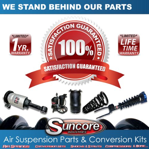 Rear Coil Over Gas Shocks Passive Suspension Conversion Kit Suncore 408G-32-R Passive Suspension Conversion Kit Incl