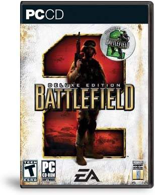 Amazon com: Battlefield 2 The Complete Collection DVD - PC