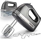 Mueller Electric Hand Mixer, 5 Speed 250W Turbo