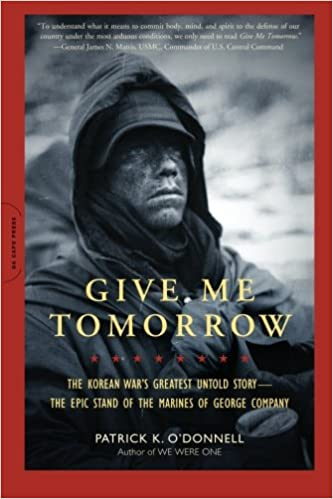 Image result for give me tomorrow book