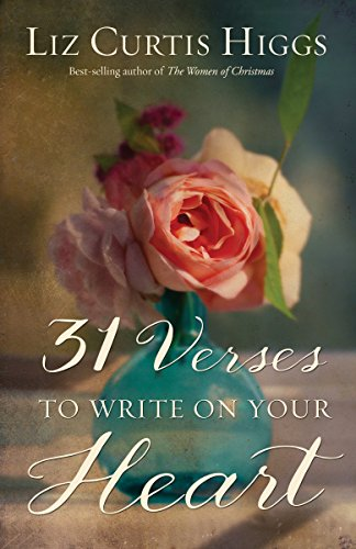31 Verses to Write on Your -