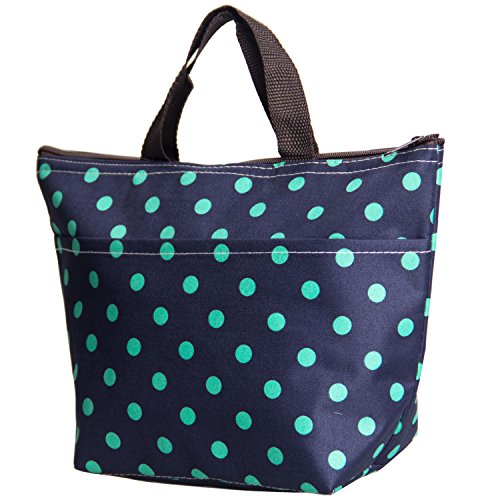 Foil Insulated Lunch Bags - 9