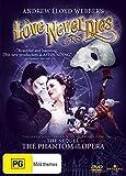 Love Never Dies | Australian Production | Andrew Lloyd Webber | NON-USA Format | PAL | Region 4 Import - Australia