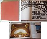Modern Architecture, 1851-1945, Kenneth Frampton, 0847805069