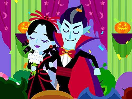 Spooky Font Halloween - Vampire