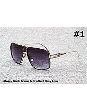 Aprigy Fashion Brand Design Grand F¨¹nf Flieger Sonnenbrille M?nner Frauen Vintage klassische Qualit?ts Sun Glasses