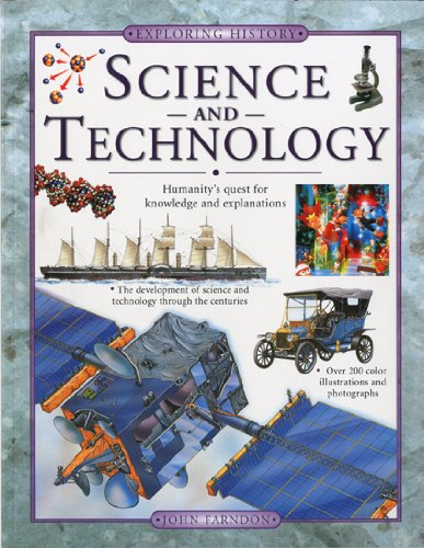 Download Science and Technology (Exploring History) pdf