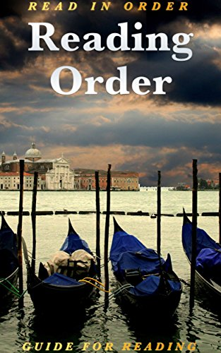 Reading Order: Donna Leon: Commissario Guido Brunetti in Chronological Order cover