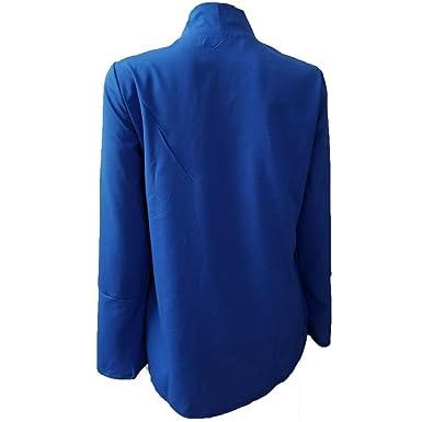 Vovotrade® Mujer 2017 Otoño Moda Vendaje Corbata Cuello en V Blusa Manguito Piel Fresca Casual Tops: Amazon.es: Ropa y accesorios