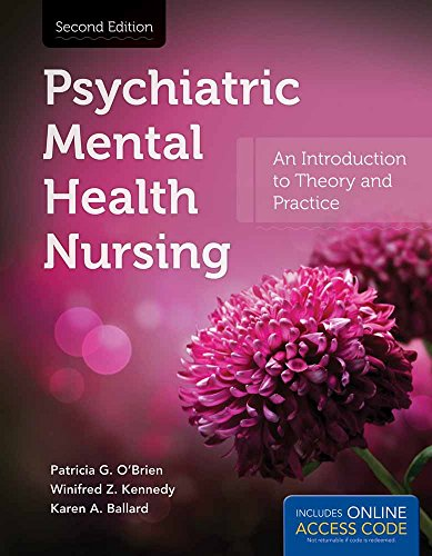 Psychiatric Mental Health Nursing An Introduction to Theory and Practice