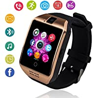 Bluetooth Smartwatch Pedometer Monitor Compatible Key Pieces
