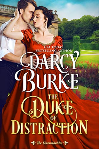 Pdf Romance The Duke of Distraction (The Untouchables Book 12)