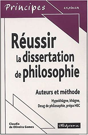 dissertation philo khagne