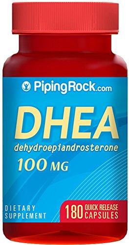 DHEA 100 mg 180 Capsules