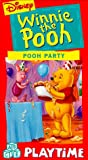 Winnie the Pooh: Pooh Party [VHS]