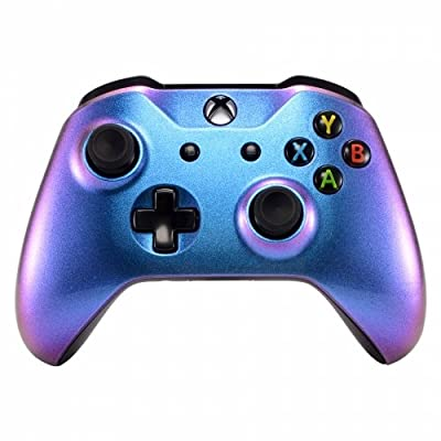 """Enigma"" Xbox One S Rapid Fire Modded Controller 40 Mods for COD BO3, Destiny, GOW 4 Quickscope, Jitter, Drop Shot, Auto Aim, Jump Shot, Auto Sprint, Fast Reload, Much More (with 3.5 jack)"