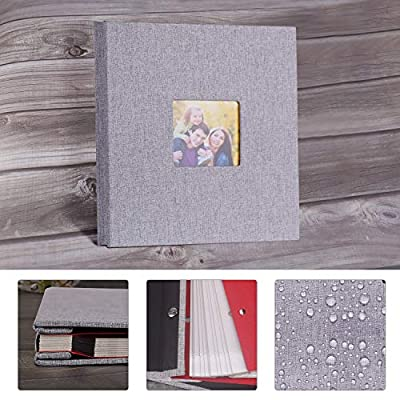 VACNITE Photo Album Self Adhesive, Scrapbook Album