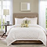 Harbor House Suzanna Comforter Mini Set, King, White