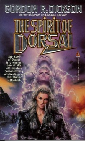 book cover of The Spirit of Dorsai