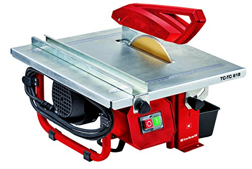 Einhell TH-TC 618 600 W Tile Cutter with Water Cooling System (Includes...