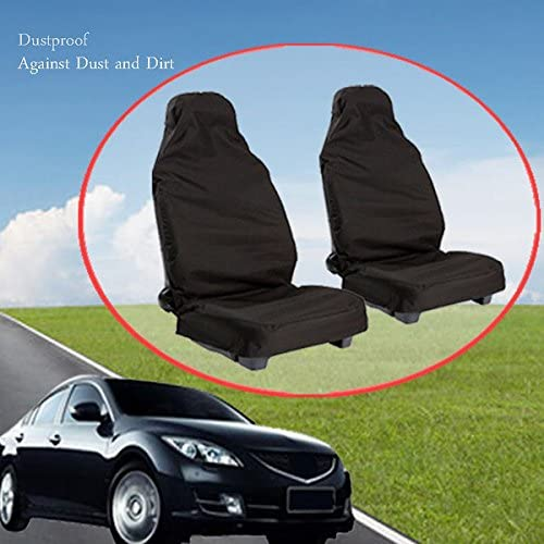 ASTRA 85-05 Black frontront Waterproof Nylon Car Seat Covers Protectors