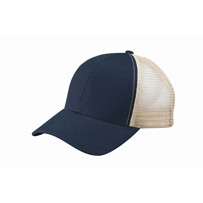 9d262b4d econscious mens Eco Trucker Organic/Recycled Cap(EC7070)-PACIFIC/  OYSTER-OS: Amazon.in: Clothing & Accessories