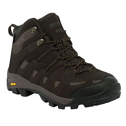 Hiking Shoes Burrell High corona Regatta Man Torba 41PwTnnCq