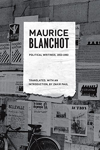 Political Writings, 1953-1993 (French Voices)