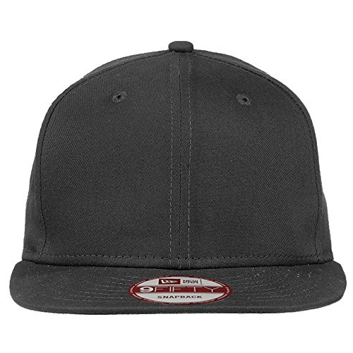 New Era 9FIFTY Authentic Flat Bill Snapback Adjustable Baseball Cap - -