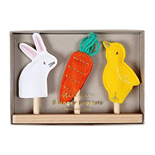 Meri Meri Easter Finger Puppets (Chick Finger Puppet)