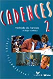 Cadences, Berger, Dominique and Merieux, Regine, 2278043226
