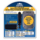Replacement Charger for Kodak KLIC-8000 Video Cameras - Empire Scientific #DVU-KFC1 R1