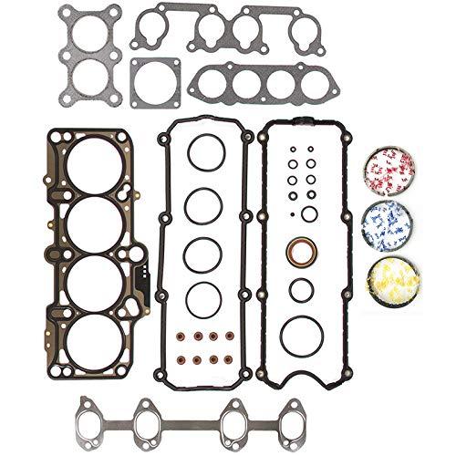 - Head Gasket Piston Rings Set For 1999-2005 Volkswagen Jetta GL 2.0L I4 Eng. Code AEG AVH AZG BEV Multi-layer Steel MLS