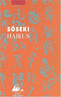 Haikus par Soseki