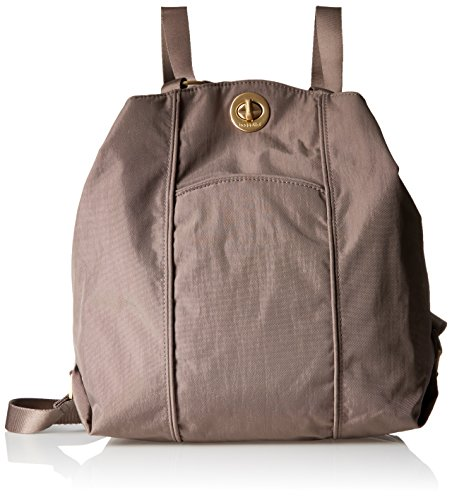 Baggallini Gold International Mendoza POT Back pack, Portobello, One Size