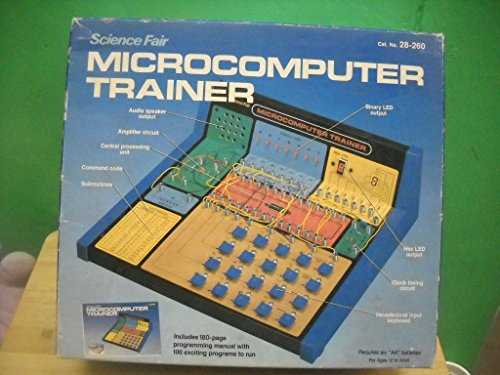 Science Fair Microcomputer Trainer