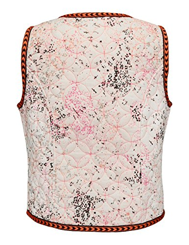 Create-With-Love Quilted Vest Multi Small by J. Peterman (Image #1)