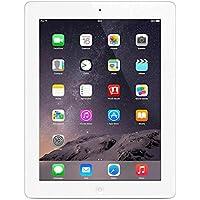 Apple iPad 4 32GB WiFi White (Renewed)